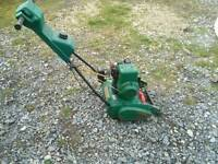 Qualcast cylinder mower for spares or repair