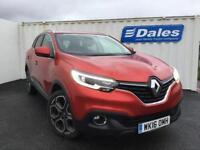 Renault Kadjar 1.5 dCi Dynamique S Nav 5dr (special metallic - flame red) 2016