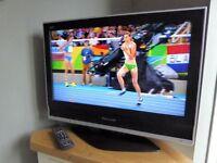 """Panasonic Viera 26"""" TV"""