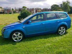 2007 FORD FOCUS 1.8 ZETEC TDCi CLIMATE ESTATE DIESEL LONG MOT