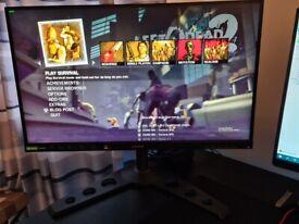 Lenovo Legion 240hz 1440p gaming monitor