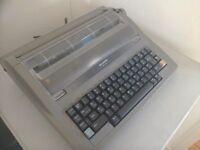 Sharp QL 210 electric typewriter