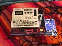Yamaha SU200 Sampler for Sale, Great Condition!
