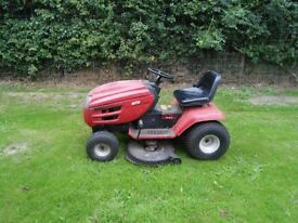 RIDE ON LAWNMOWER GARDEN TRACTOR WANTED JCB MTD ETESIA WESTWOOD MF COUNTAX ANY CONDITION ANY MAKE