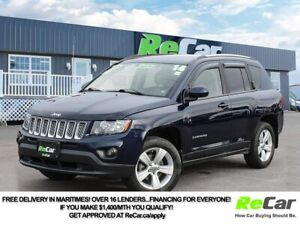 2014 Jeep Compass Sport/North 4X4 | HEATED SEATS | ONLY 28,00...