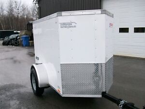 2017 Pace American outback 4' x 6' v-nose