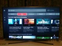 "Samsung 50"" 4K UltraHD Smart Tv"