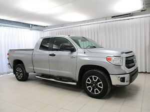 2014 Toyota Tundra TRD EXTENDED CAB 4X4 - SINGLE OWNED AND FRESH