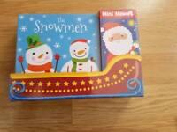 Brand new childrens Christmas book set
