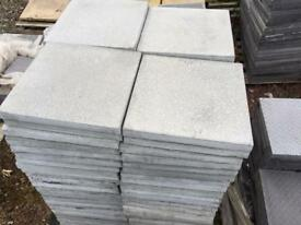 100no paving slabs, light grey