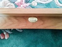 Marks and Spencer oak coffee table