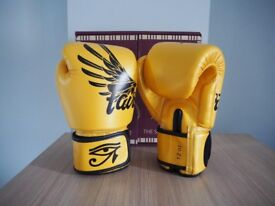 Genuine Fairtex Boxing Gloves different styles and weights