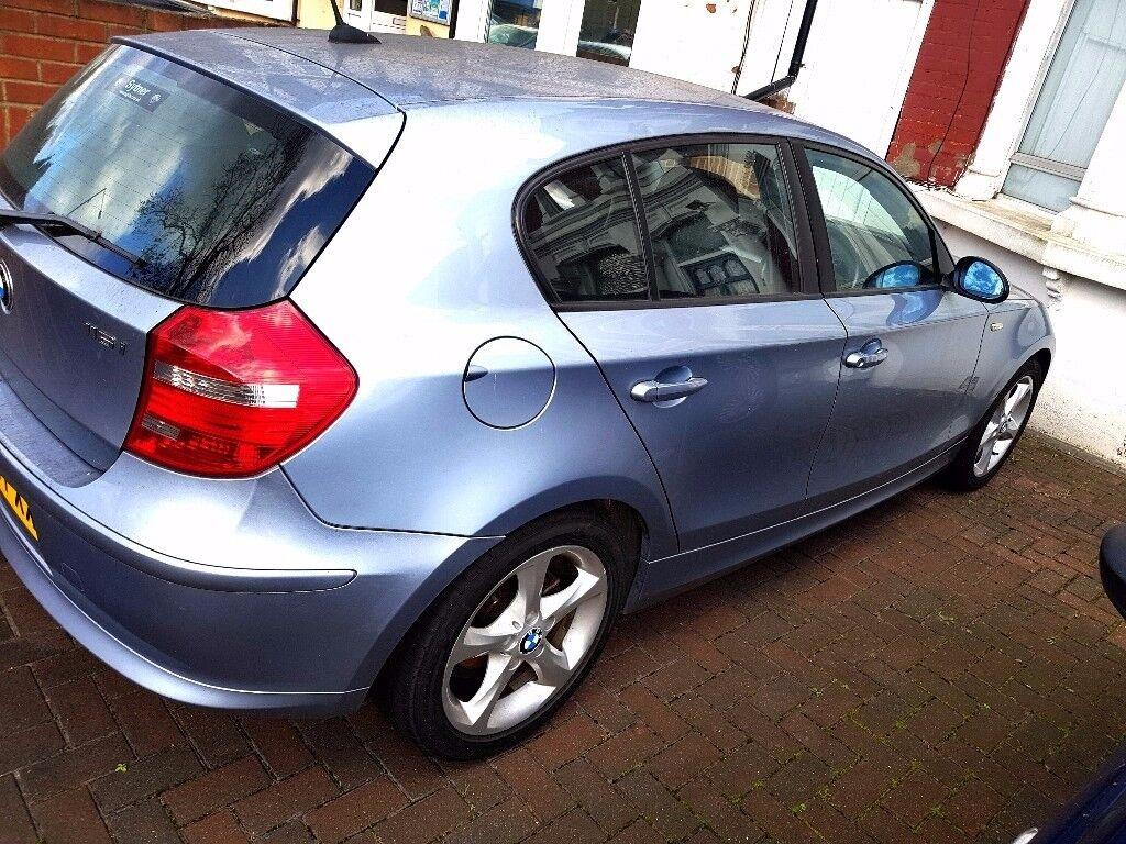 Cheapest BMW 1 SERIES 1.6 116I SPORT 5d *Low Mileage*