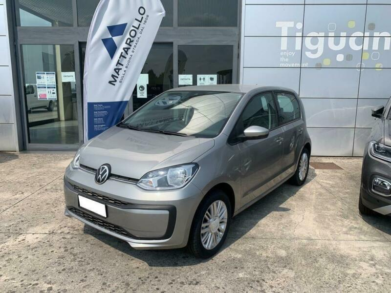 VOLKSWAGEN 1.0 5p. eco move up! BlueMotion Technology del 2021