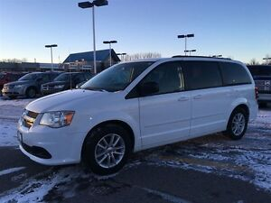 2015 Dodge Grand Caravan SXT PLUS GRP!