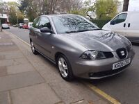 Immaculate 2005 Seat Ibiza 1.2 full service history