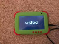 Kids android fusion 5 tablet