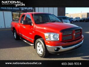 2008 Dodge Ram 1500 ST|Hard-top Box Cover|DoubleCab|4x4