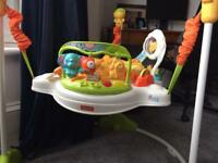 Fisher price jumperoo** SOLD**