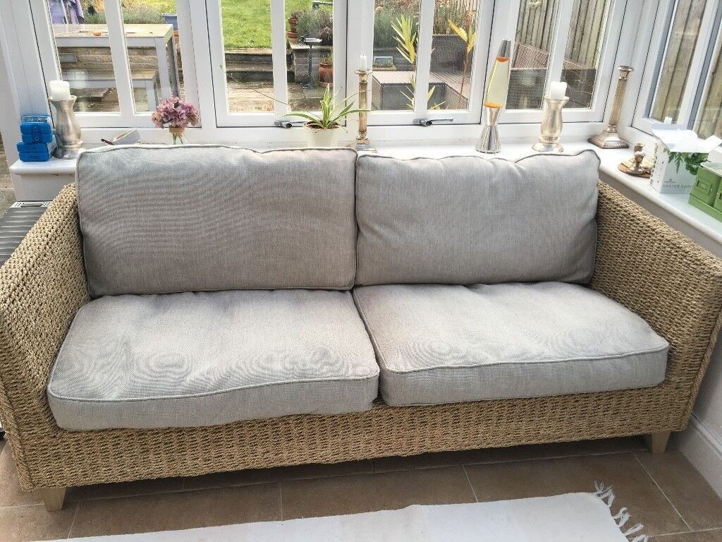 Outstanding Ms Bermuda Rattan Sofa Perfect For A Conservatory In Great Condition In Ipswich Suffolk Gumtree Machost Co Dining Chair Design Ideas Machostcouk