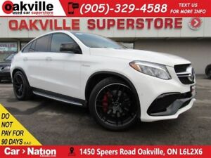 2016 Mercedes-Benz GLE-Class 63 S 4MATIC | LEATHER+PANOROOF+NAV+