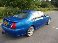 MG ZT 160 bhp , MG, Alloys , Spoiler , Leather interior, Price reduced