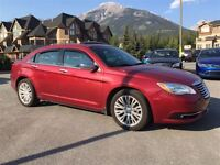 2013 Chrysler 200 Limited 31000kms!!!