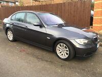 BMW 320D SE DIESEL 4 DOOR SALOON 2005 55 PLATE MOT NOVEMBER TEL 07455522406