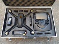 HubsanHubsan X4 5.8G FPV Brushless RC Quadcopter H501S 1080P Cam Follow Me GPS Return Home, Case..