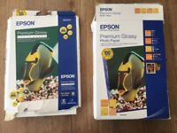 Epsom Photo Paper 5x7 inches (107 sheets)