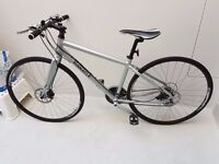 Pinnacle Neon 2 Hybrid Bike - almost new, used only twice