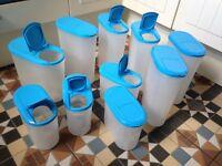 Set of large food containers IKEA Jämka £8 ONO