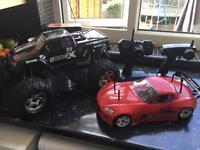 Nitro cars