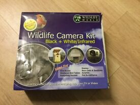 Wildlife camera Christmas present
