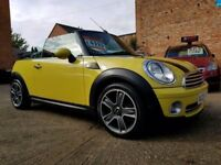 2009 Mini Cooper Convertible - Massive Spec - 1.6 - Low Mileage - 3 Months Warranty