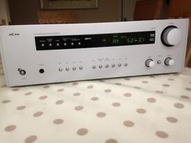 ARCAM AVR 200 surround sound receiver