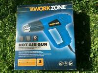 Workzone hot air gun