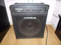 TORQUE T200BX 200 WATT BASS AMP