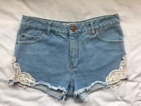 Miss Selfridge Shorts