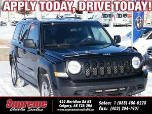 2013 Jeep Patriot Sport/North 5 SPEED/EASY FINANCING
