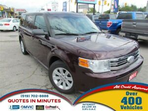 2011 Ford Flex SE | SAT RADIO | 8 PASSENGER | BLUETOOTH