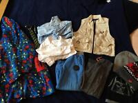 Boys clothes bundle aged 5-6