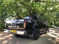 Nissan navara d40 pick up truck low mileage fsh Range Rover amarok warrior l200 ford ranger