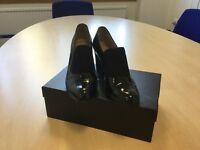 Ladies Hobbs black shoes
