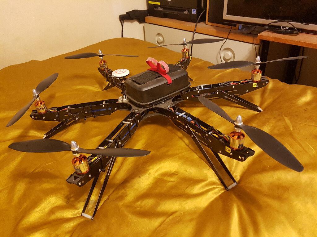 RTF DJI Naza Hexacopter Drone LARGE | in Devizes, Wiltshire | Gumtree