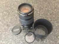 Canon EF 70 -300mm f4-5.6