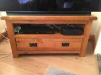 Oak Furniture Land TV Corner Unit