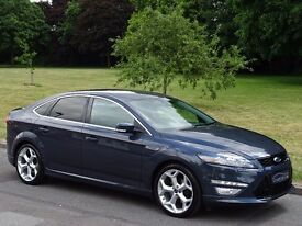2012 Ford Mondeo 2.0 TDCi Titanium X Sport 5dr - HEATED & COOLED SEATS - KEYLESS ENTRY