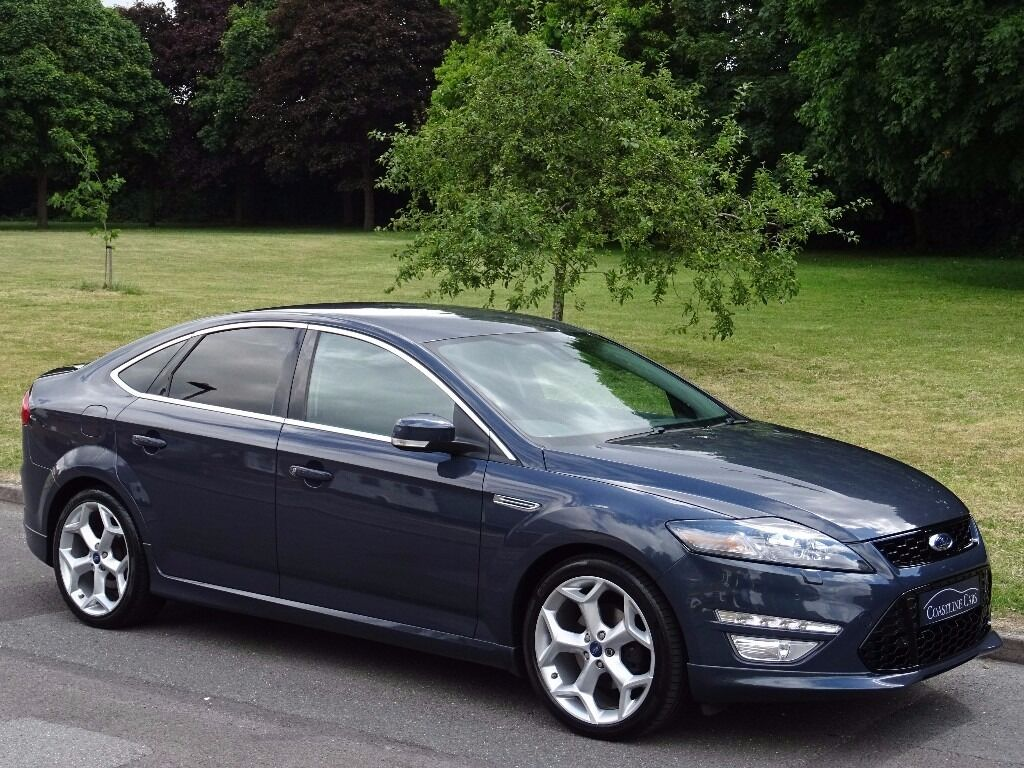 2012 ford mondeo 2 0 tdci titanium x sport 5dr heated cooled seats keyless