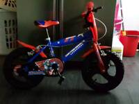 Captain America bike 14inch